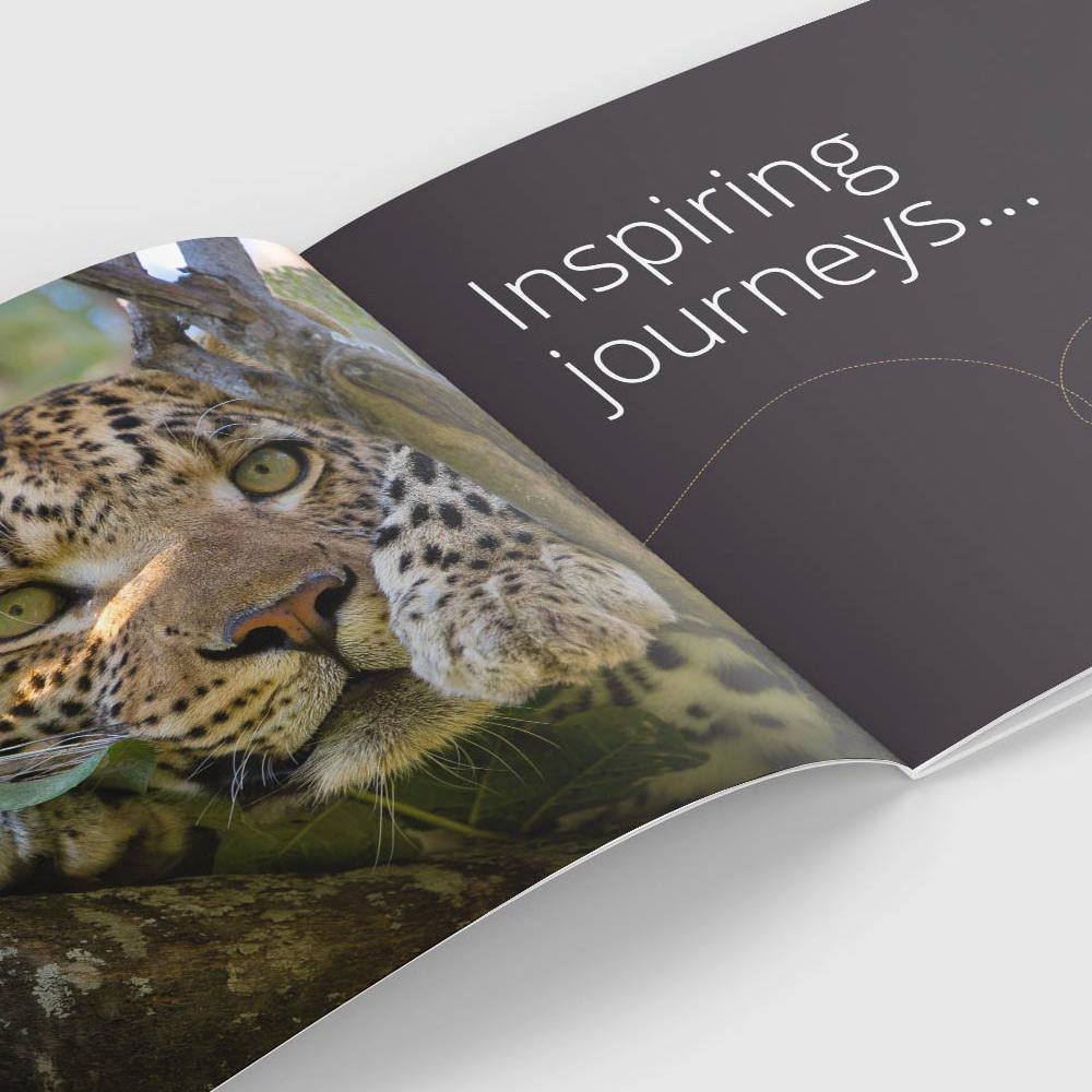Helsby High Prospectus designs